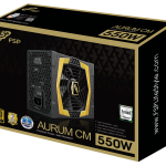Aurum CM 550W Colorbox