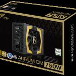 Aurum CM 750W Colorbox