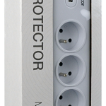 Surge Protector French Colorbox