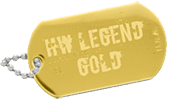 hw legend gold