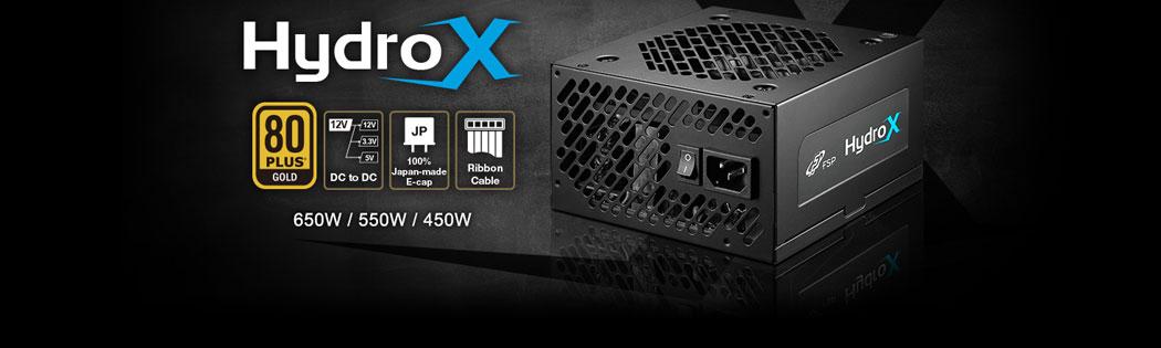 Hydro X Series
